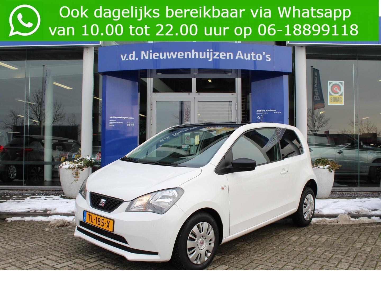Seat Mii 1.0 style chic ecofuel airco lease vanaf € 99,- p/m info 0492588980 m.safari
