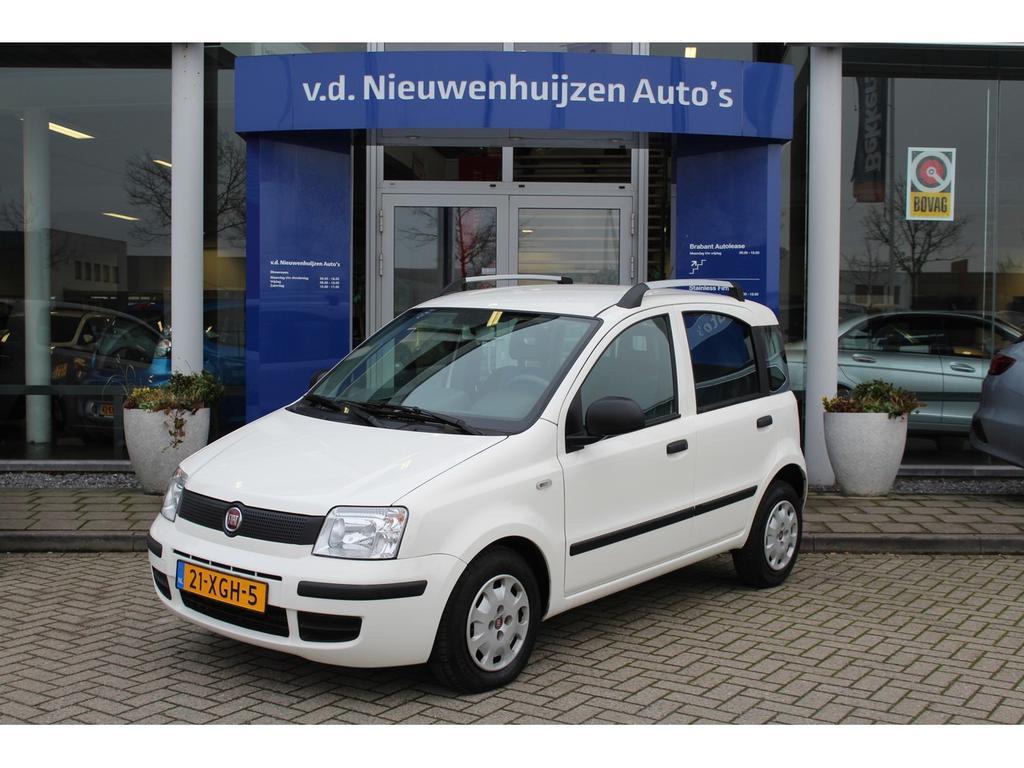 Fiat Panda 1.2 active 5 deurs   lage km's!!  27.781 km € 99,-p/mnd   info;0492-588956