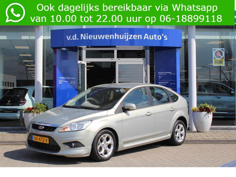 Ford Focus Trend 1.6 tdci airco, voorruit verwarming info: dhr elbers 0492-588982 of e.elbers@vdnieuwenhuijzen.nl