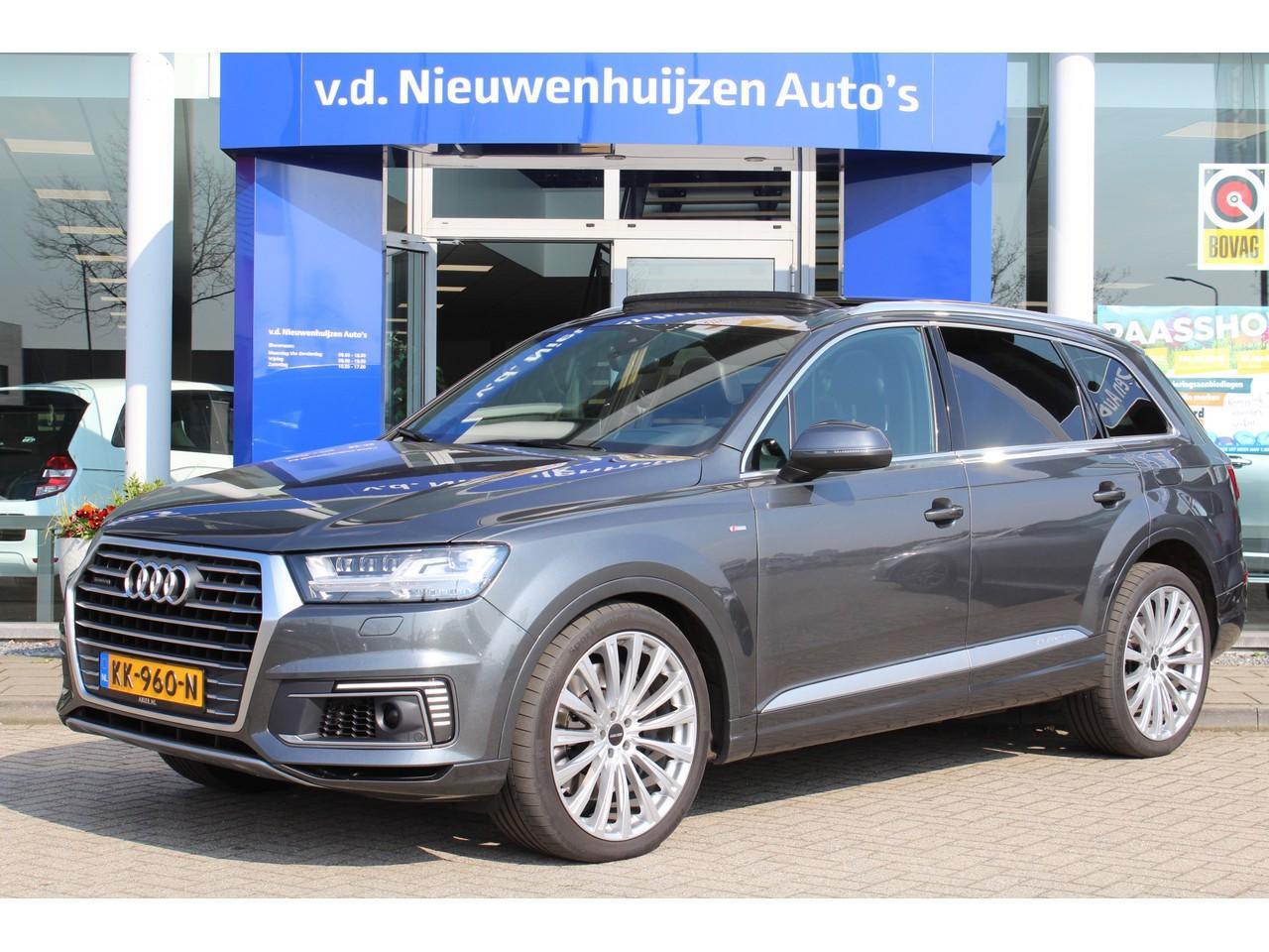 Audi Q7 3.0 tdi e-tron quattro sport ex. btw