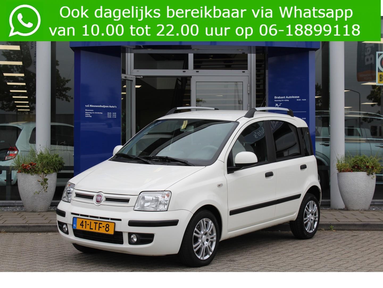 Fiat Panda 1.2 emotion ecc airco  city stuurbekr.  lm velgen lage km-stand!! 0492-588956