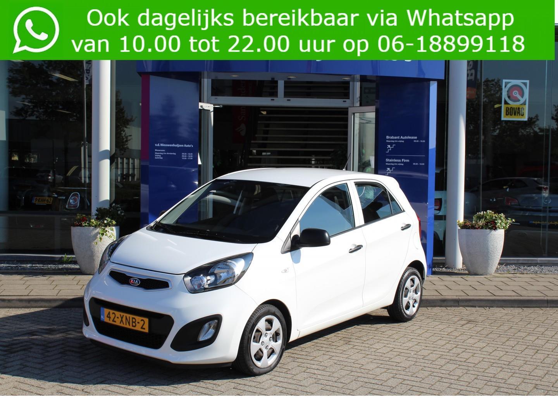 Kia Picanto 1.0 cvvt airco lease vanaf €99,- p/m 5 deurs