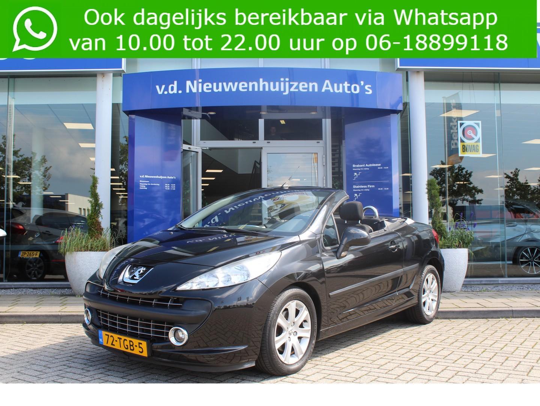 Peugeot 207 Cc 1.6 vti lease vanaf €99 p/m