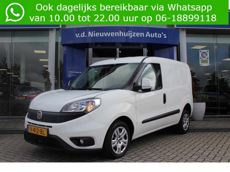 Fiat Doblò Cargo 1.3 mj l1h1 sx airco, exclusief btw !! lease vanaf €199 p/m 0492588980