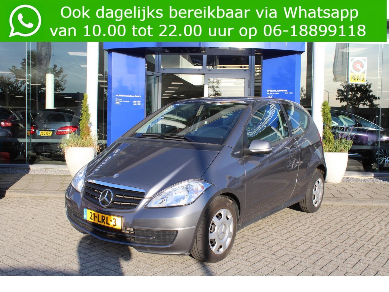 Mercedes-benz A-klasse 160 blueefficiency limited edition airco trekh. zeer lage km-stand!   origineel fbogaars 0492-588956