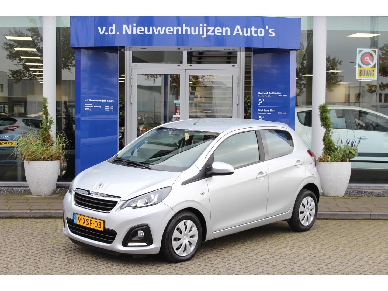 Peugeot 108 1.0 e-vti active bluet.  airco 5 deurs   info 0492-588956