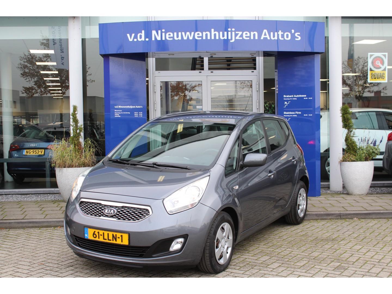 Kia Venga 1.6 cvvt x-tra airco, trekhaak afneembaar, pdc achter, 1e eigenaar info: dhr elbers 0492-588982 of e.elbers@vdnieuwenhuijzen.nl