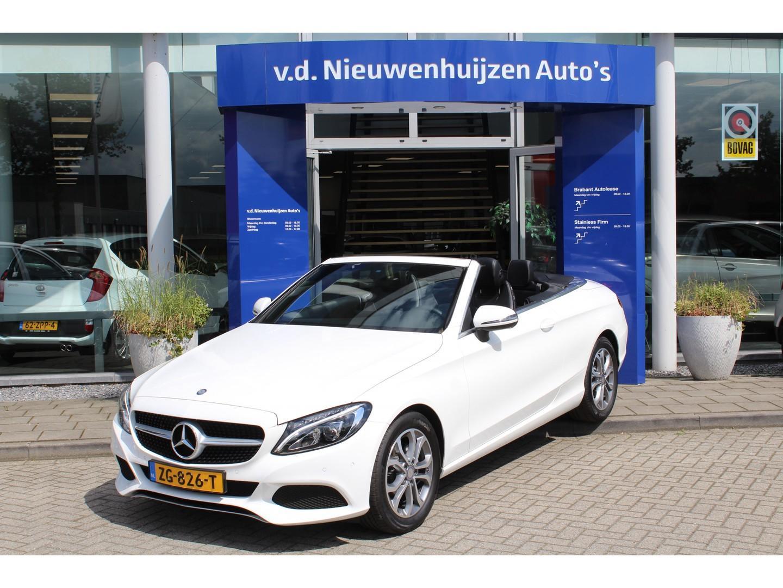 Mercedes-benz C-klasse Cabrio 180 prestige lease vanaf €799,- p/m