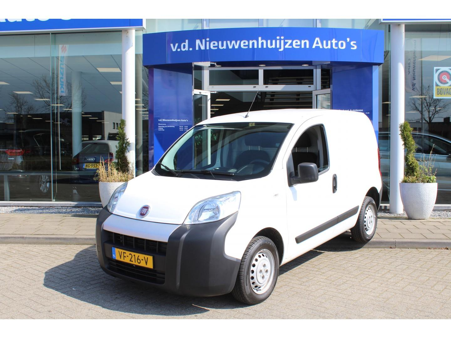 Fiat Fiorino 1.3 mj actual, airco lease vanaf €119 p/m meer info 0492-588980