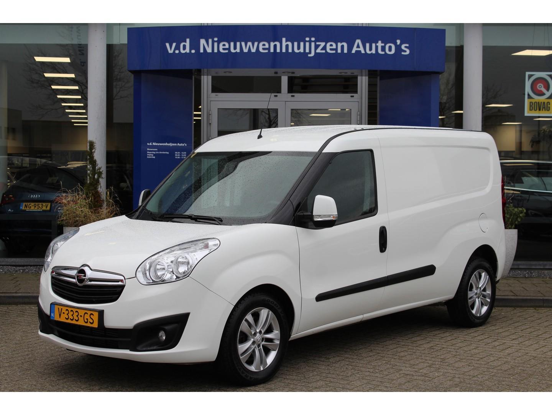 Opel Combo 1.6 cdti l2h1 sport excl. btw navigatie trekhaak parkeer cam. stoelverwarming prijs is excl. btw  0492-588956
