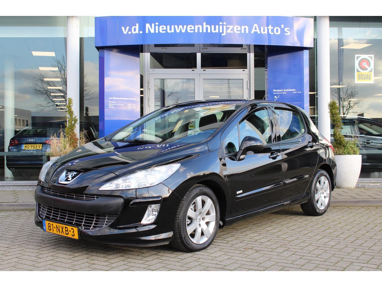 Peugeot 308 1.6 vti millesim 200 lpg g3 € 7.450,- 119 p/m navigatie pdc