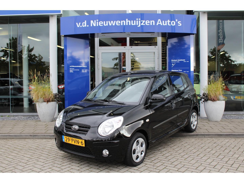 Kia Picanto 1.0 seven airco info dhr elbers, 0492-588982 of e.elbers@vdnieuwenhuijzen.nl