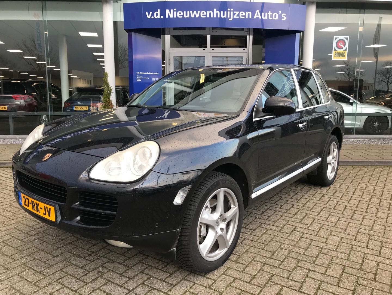 Porsche Cayenne 4.5 s automaat / porsche cayenne s, meeneemprijs. onderhouds status aanwezig. meer info mark scheepers 0492-588969