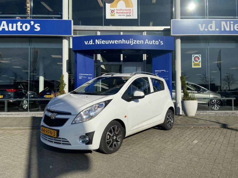 Chevrolet Spark 1.0 16v ls bi-fuel airco, 1e eigenaars auto info: pepijn 0492-588980 of pepijn@vdnieuwenhuijzen.nl