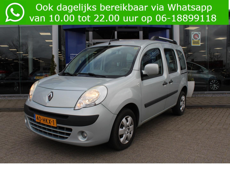 Renault Kangoo Family 1.6-16v expression airco € 4.950,- 99 p/m trekhaak  goed onderhouden !   info-fbogaars-0492-588956