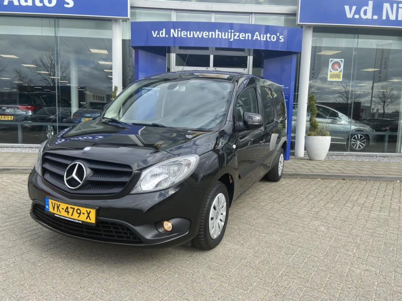 Mercedes-benz Citan 111 cdi blueefficiency extra lang, ex btw meer info pepijn 0492-588980  of pepijn@vdnieuwenhuijzen.nl