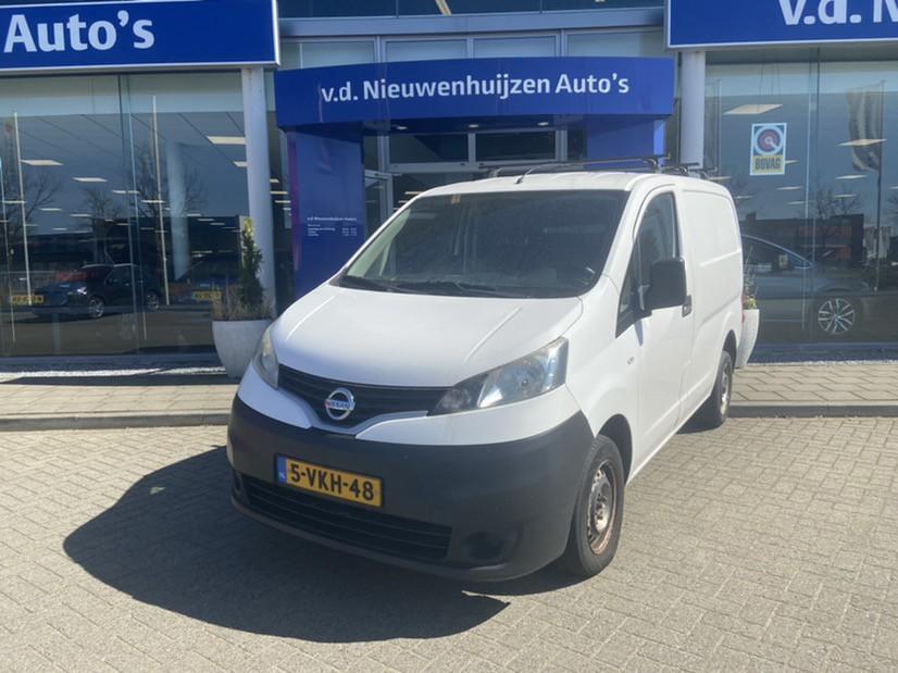 Nissan Nv200 1.5 dci visia info pepijn: 0492-588980 of pepijn@vdnieuwenhuijzen.nl