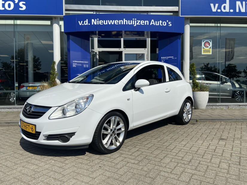 Opel Corsa 1.2-16v business lease mogelijk vanaf €69,- p/m info pepijn: 0492-588980 of pepijn@vdnieuwenhuijzen.nl