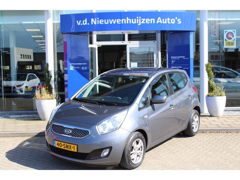 Kia Venga 1.4 cvvt seven navigatie + parkeer camera , airco cruise c.,   info: dhr elbers 0492-588982 of e.elbers@vdnieuwenhuijzen.nl