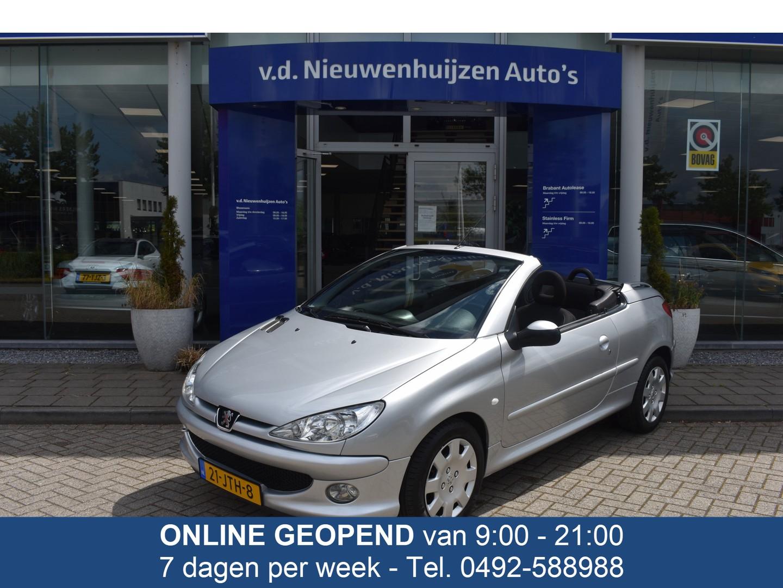 Peugeot 206 Cc 1.6-16v lease vanaf € 69,- per maand info: sven 06-20210707 € 4.945,-