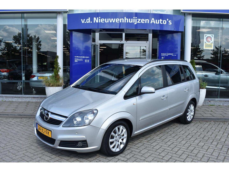 Opel Zafira 2.2 temptation caravan trekker // navigatie // bluetooth info sven 06-20210707 of sven@vdnieuwenhuijzen.nl €5450,-
