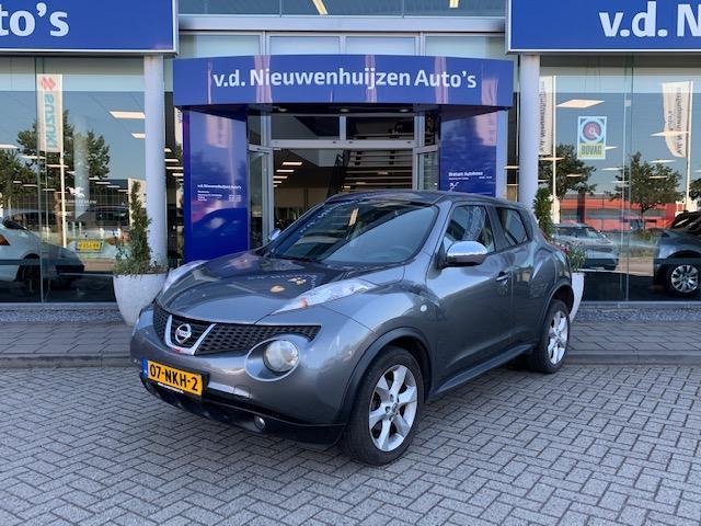 Nissan Juke 1.6 acenta €9.450 navi, cam, clima info 0492588969