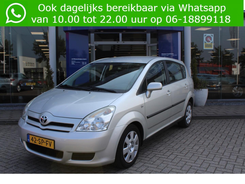 Toyota Corolla verso 1.6 vvt-i terra airco € 6.945,- € 119,- f.bogaars 0492-588956