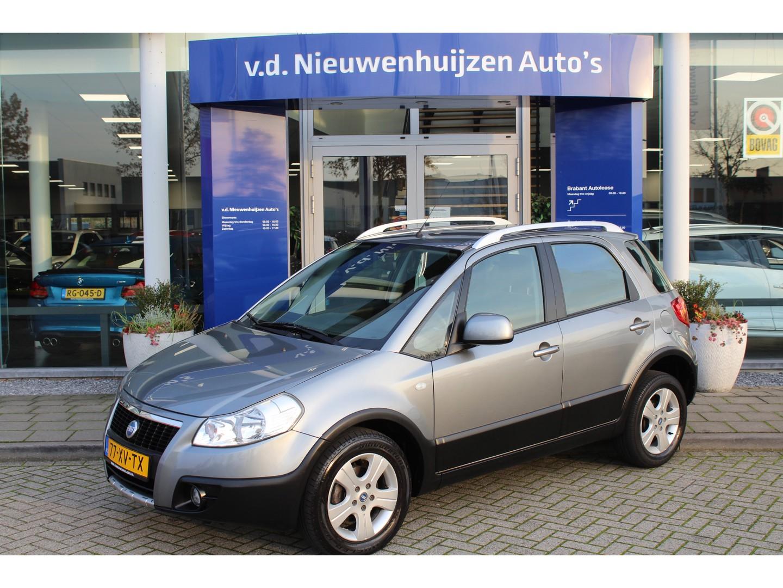 Fiat Sedici 1.6-16v experience