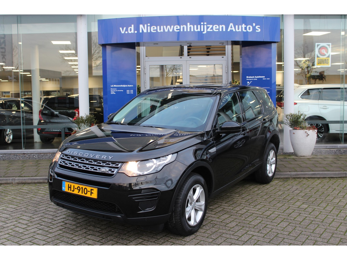 Land rover Discovery sport 2.0 td4 e-capability pure