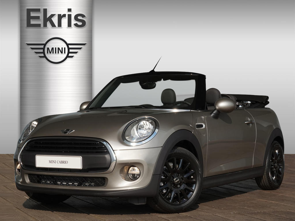 Mini Cabrio One business + pepper
