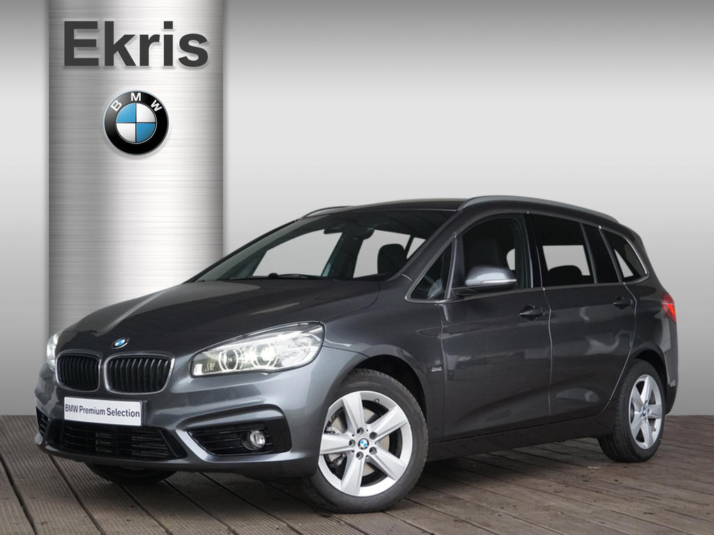 Bmw 2 serie 218i gran tourer aut. executive sport line 7 persoons