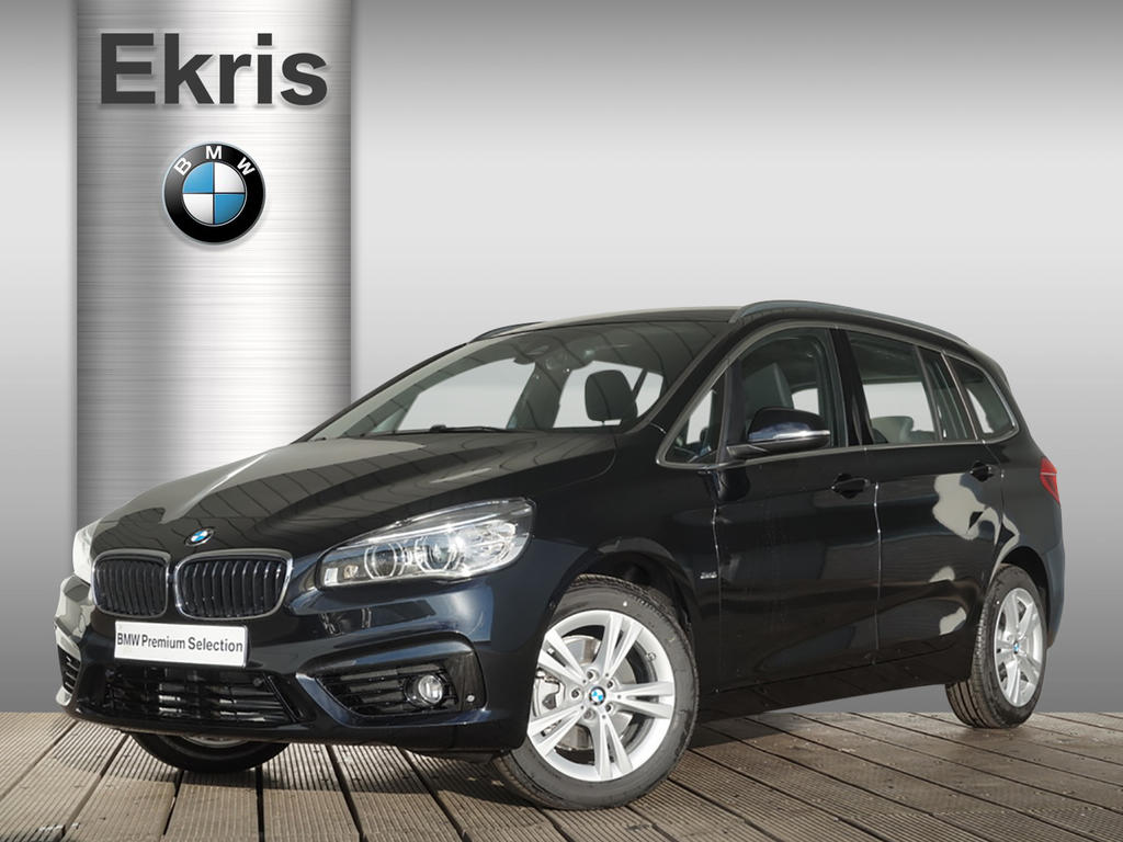 Bmw 2 serie 218i gran tourer aut. high executive sport line 7 persoons