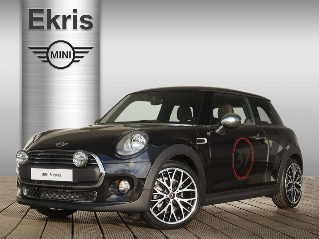 Mini 3-deurs Cooper one business