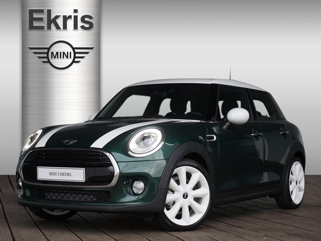 Mini 5-deurs Cooper chili + business