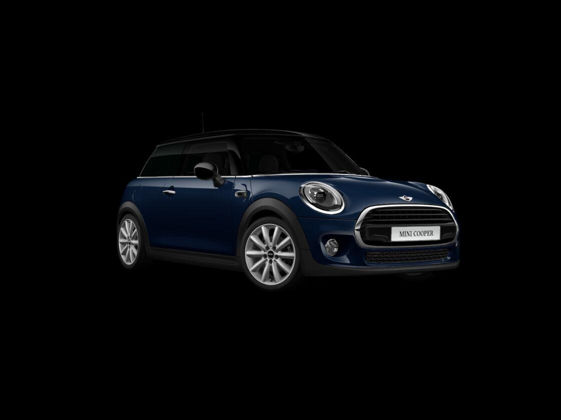 Mini 3-deurs Cooper aut. serious business