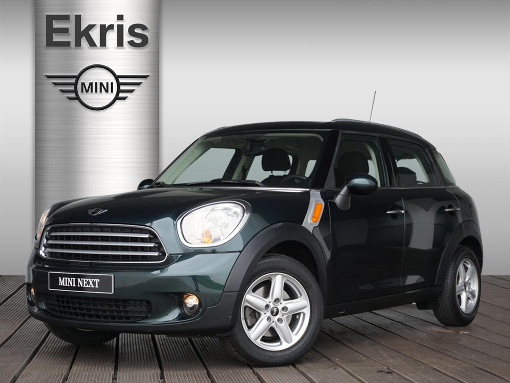 Mini Countryman Cooper wired