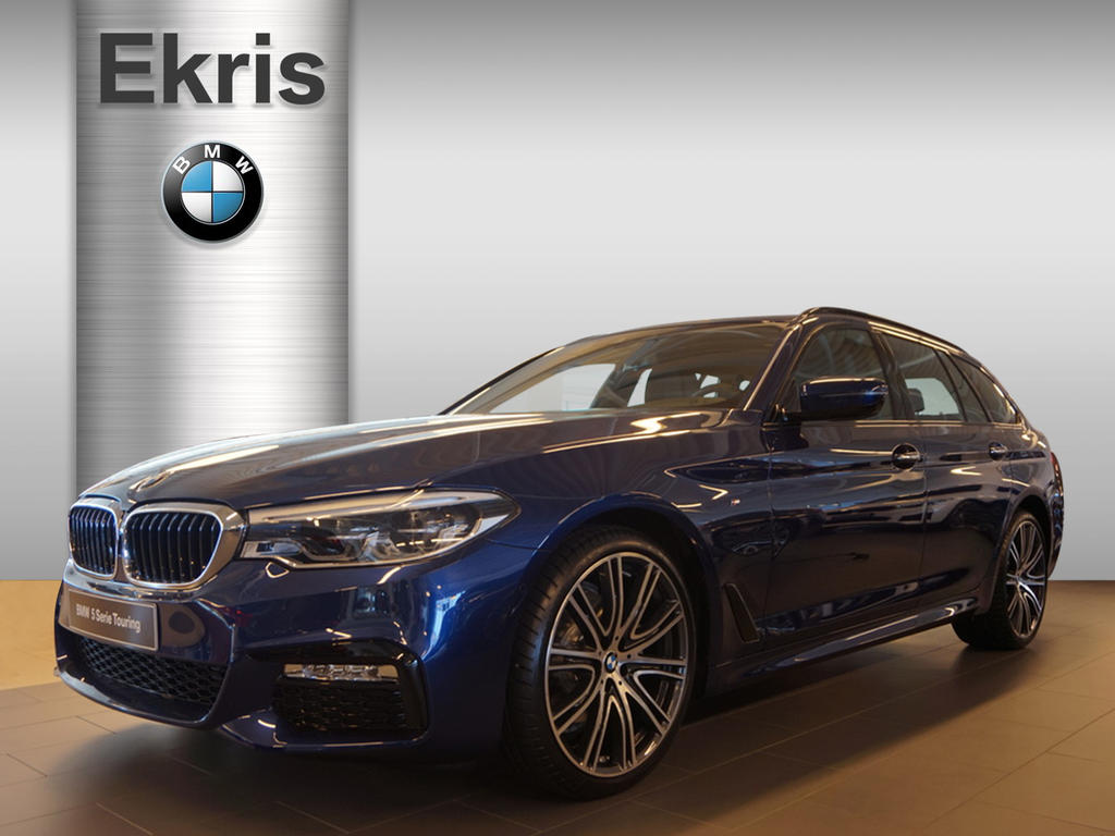Bmw 5 serie 520d touring high executive m sportpakket