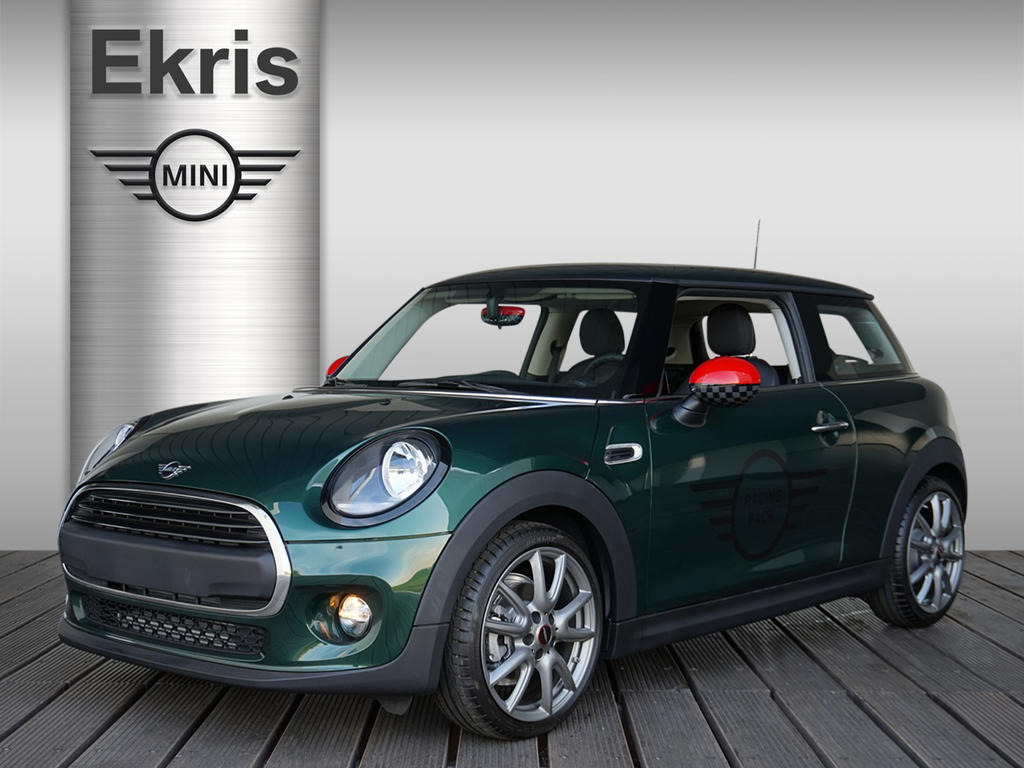 Mini 3-deurs One business + racing pack