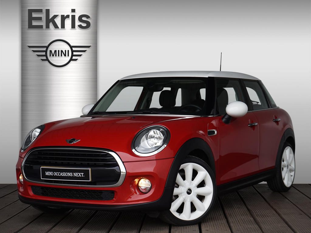 Mini 5-deurs Cooper business