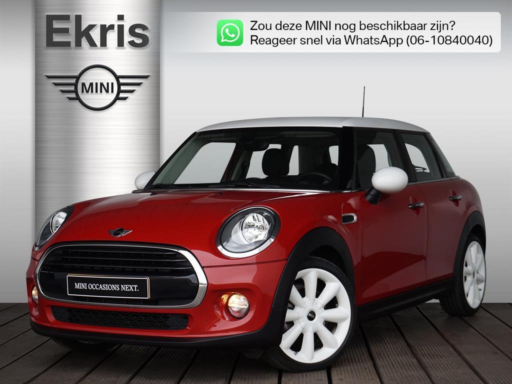 Mini 5-deurs Cooper business