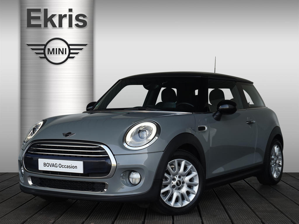 Mini 3-deurs Cooper aut. chili + wired
