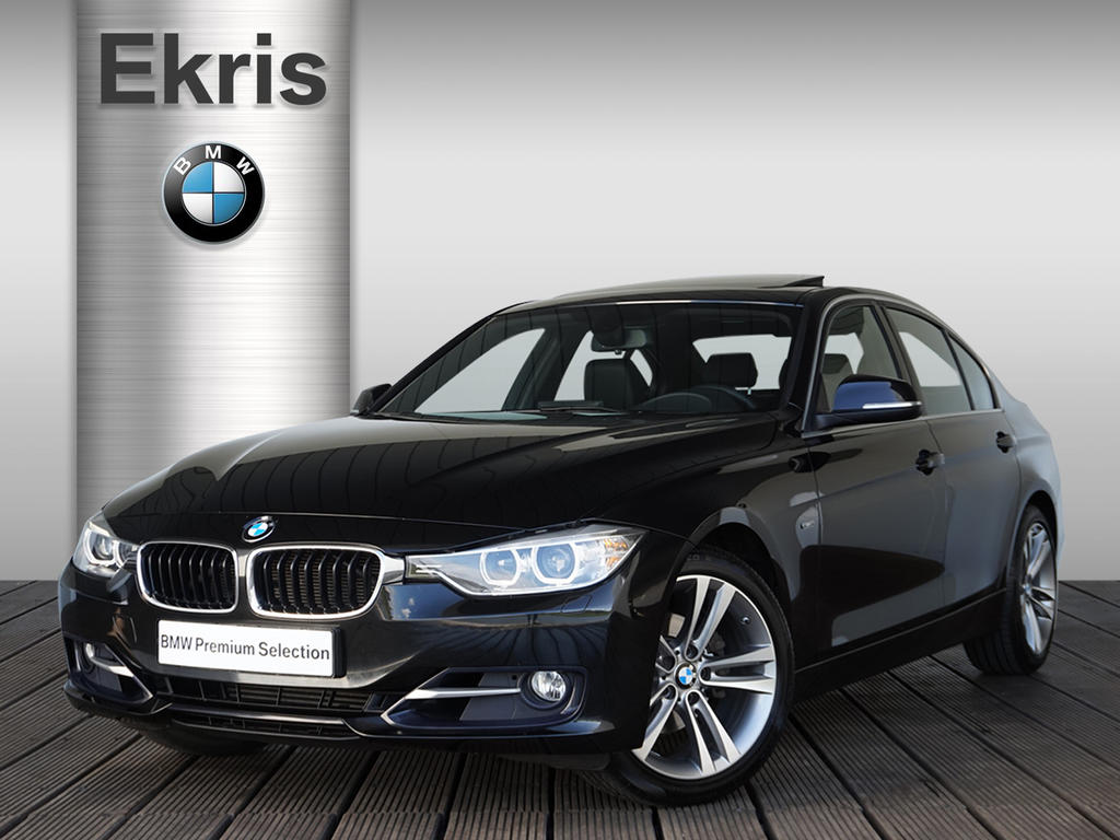 Bmw 3 serie 320i aut. high executive sportline