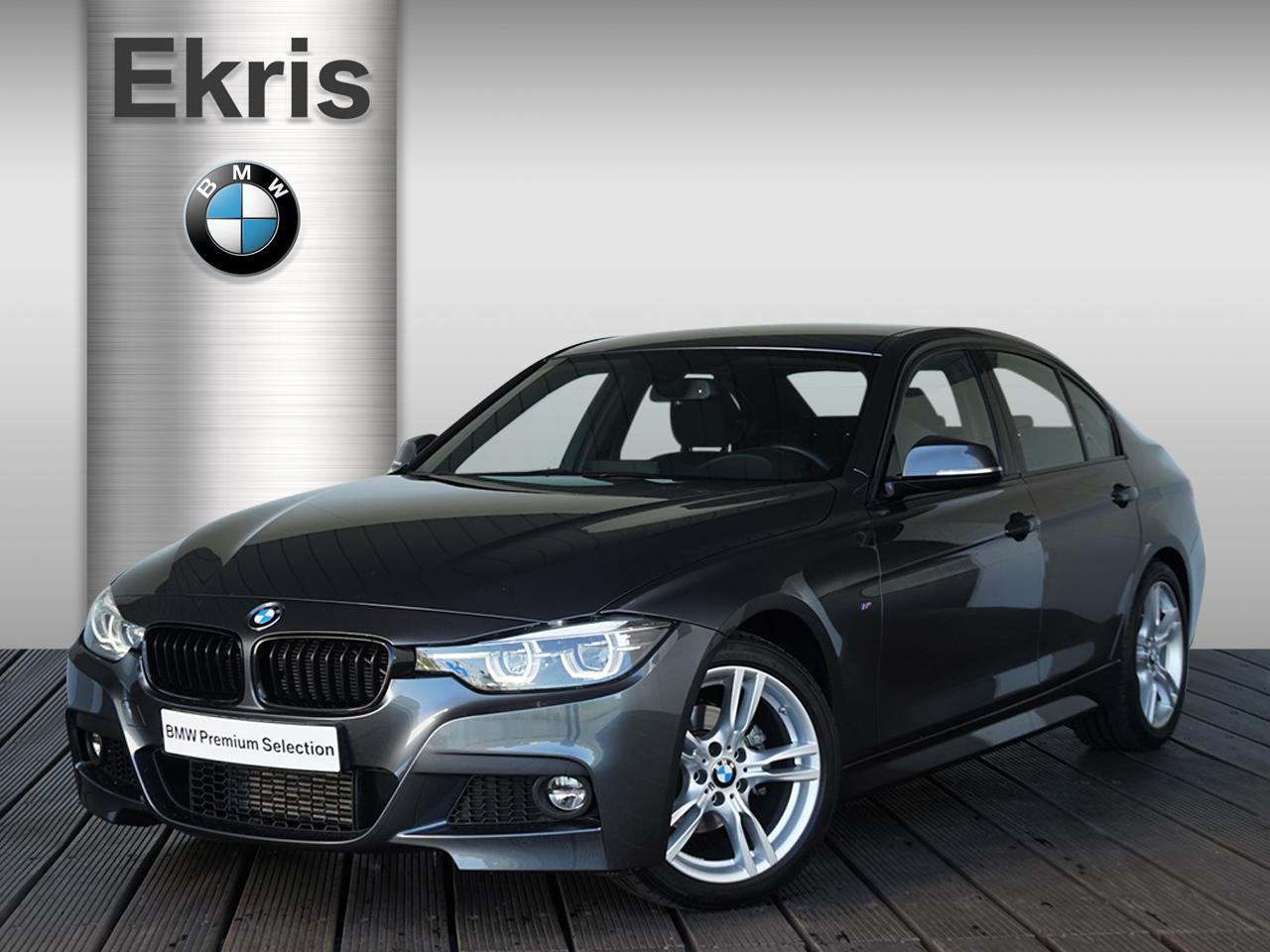 Bmw 3 serie 318i sedan aut. executive edition m sport shadow