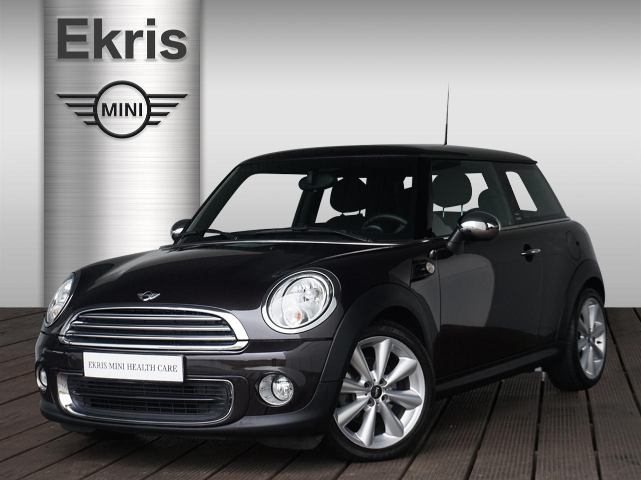 Mini 3-deurs One holland street