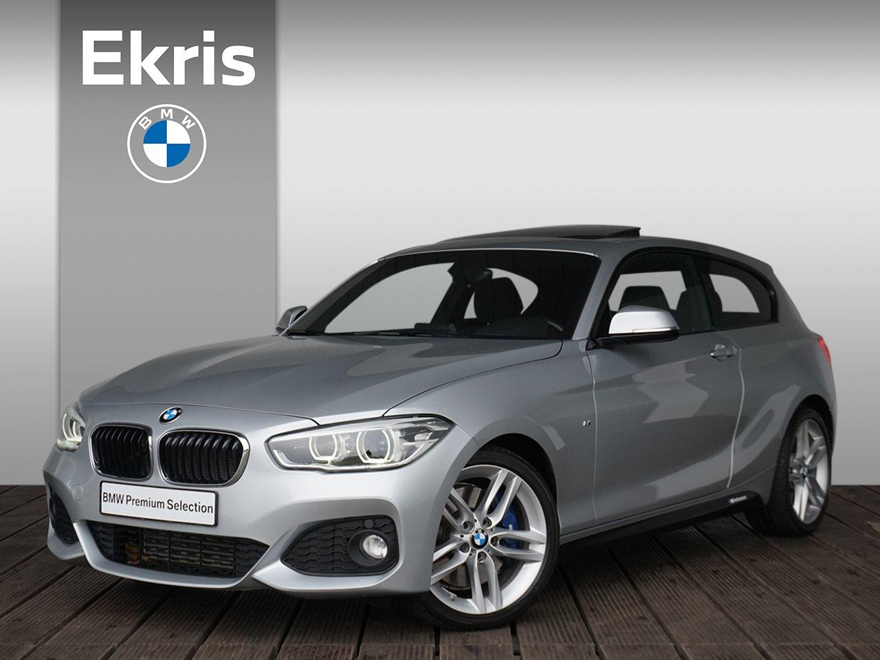 Bmw 1 serie 118i 3-deurs corporate lease m sportpakket
