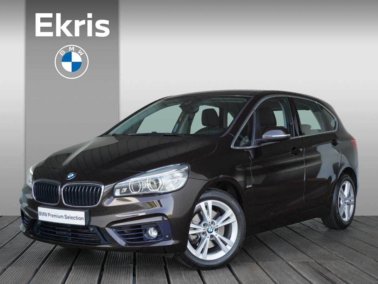 Bmw 2 serie active tourer 218i aut. sport line / trekhaak