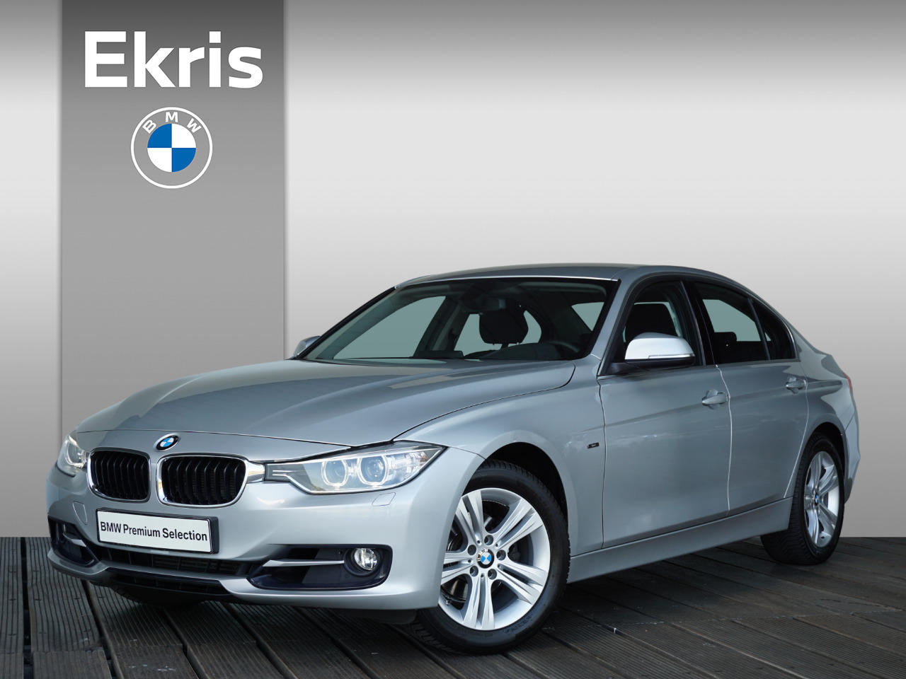 Bmw 3 serie Sedan 320i aut. executive sport line standkachel