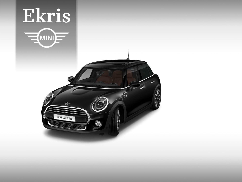 Mini 5-deurs Cooper aut. chili + serious business