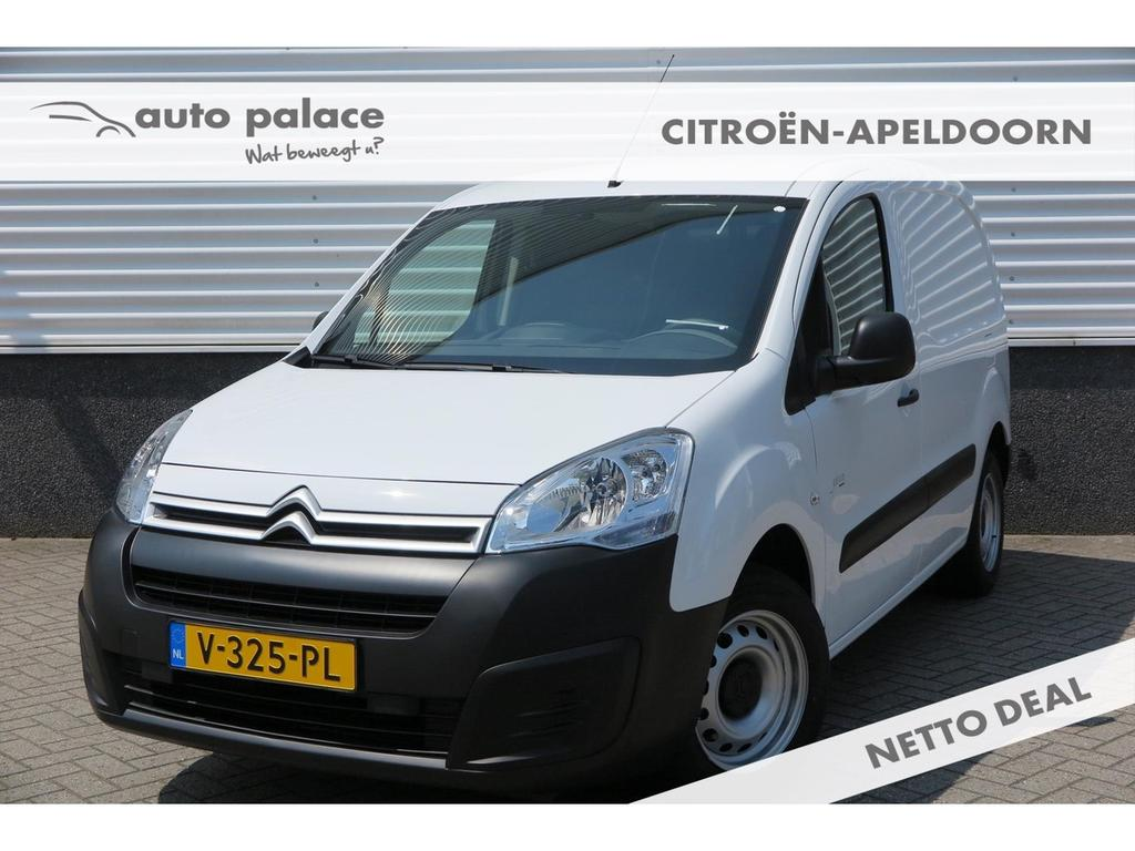 Citroën Berlingo 1.6 hdi 55kw club