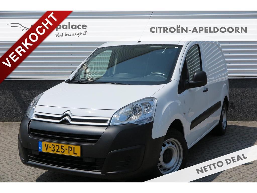 Citroën Berlingo 1.6 hdi 55kw club